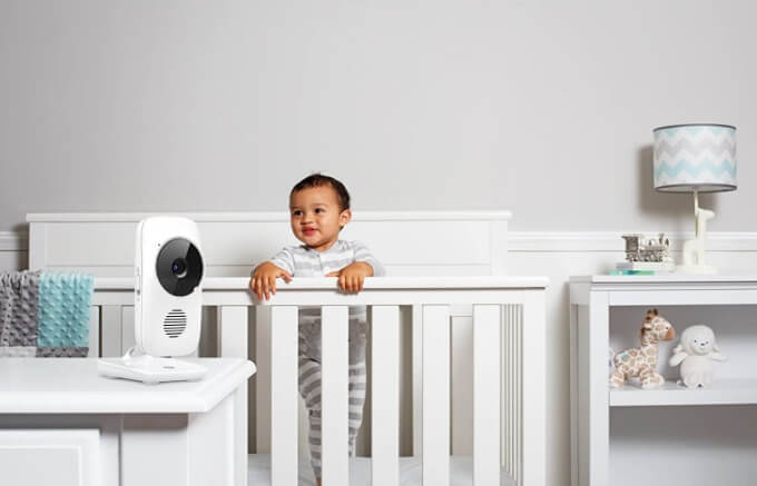 best budget video baby monitor