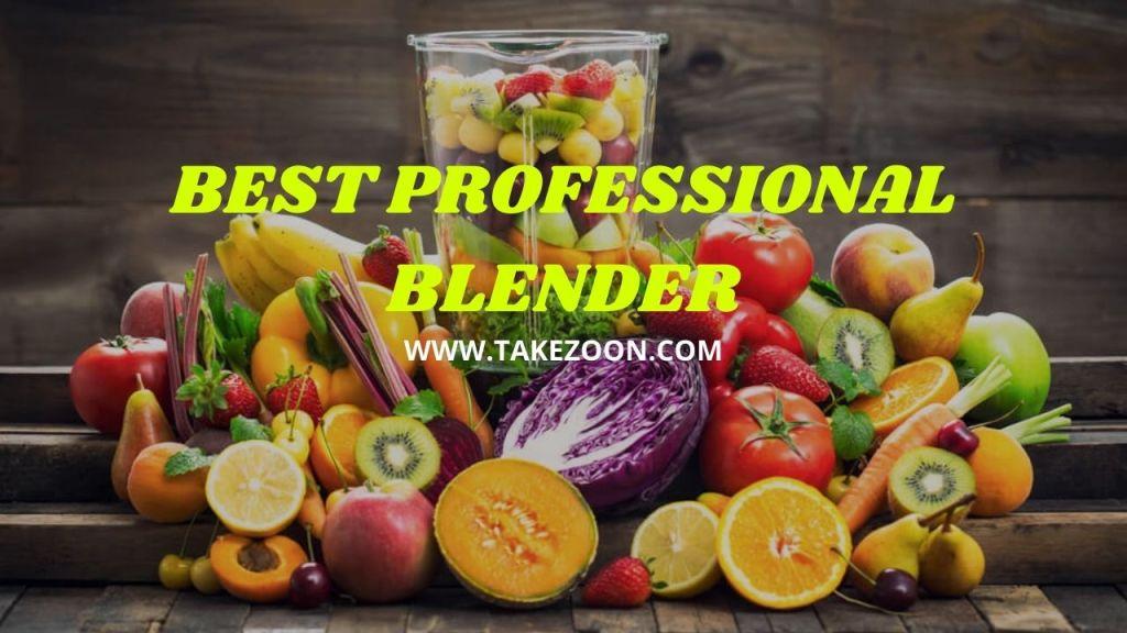 best professional blender
