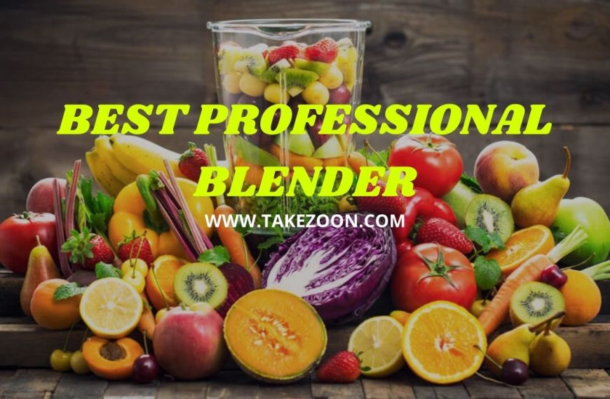 What Is The Best Professional Blender Machine?