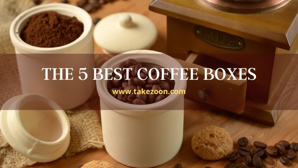 best coffee boxes