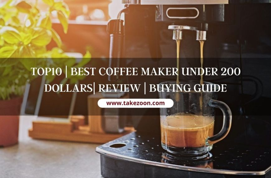 Top 10 || Best Coffee Maker Under 200 Dollars| Review | Buying Guide