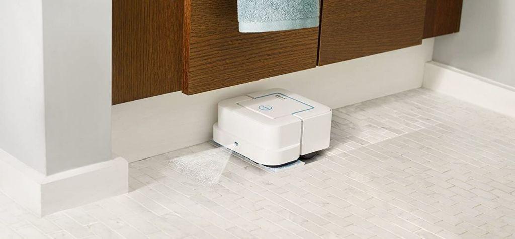 irobot braava jet 240 can deeply clean your every room corner