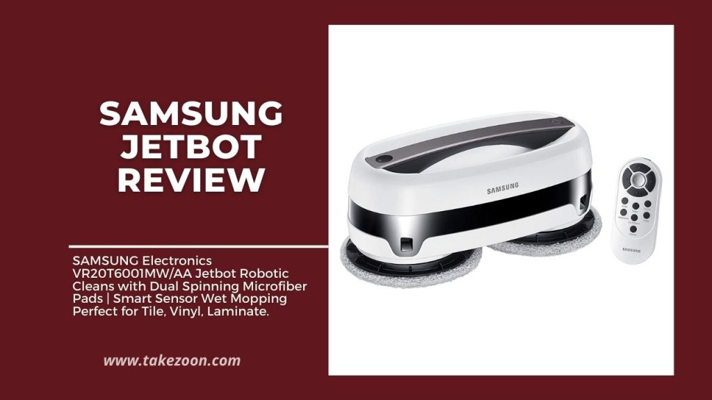 Samsung Jetbot Review
