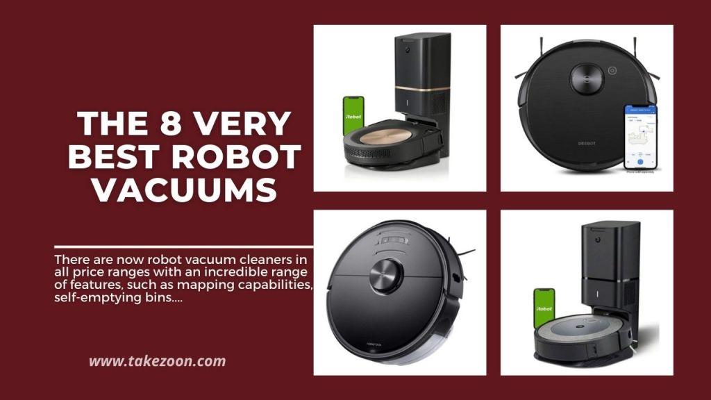 Very best robot vacuums