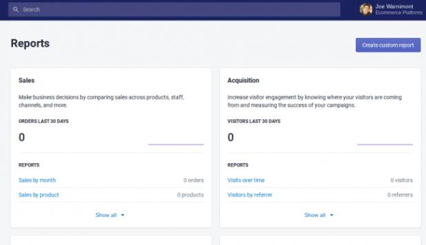 هل منصة شوبيفاي3 Shopify افضل منصة للتجارة الالكترونية ؟