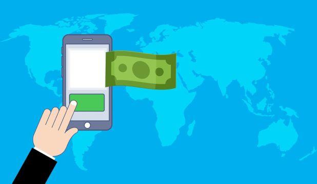 التحويلات المصرفية أو البنكية
