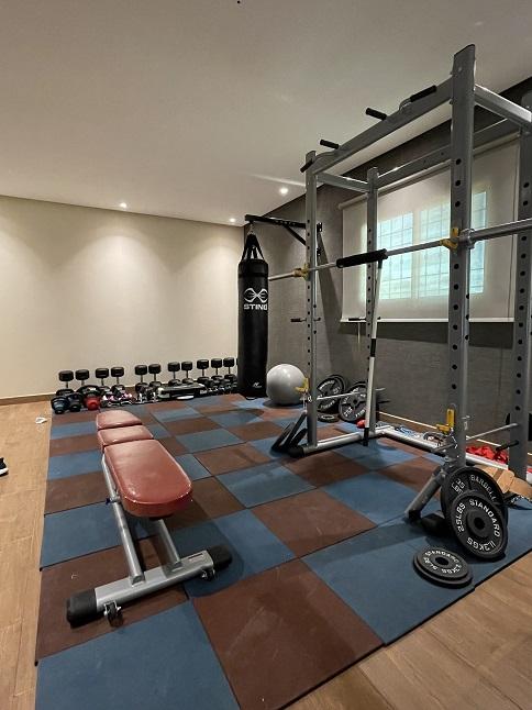 تجربة شراء ناجحة من علي بابا Alibaba نادي منزلي متكامل Home Gym12