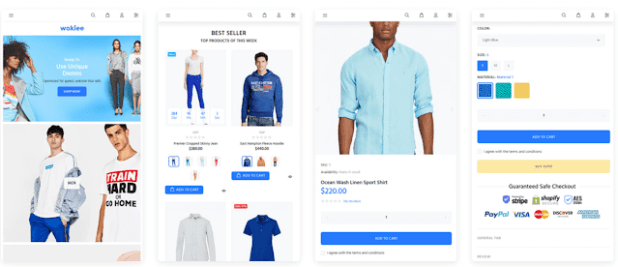 أفضل قالب شوبيفاي Shopify في سنة 2021 7