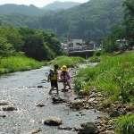 8月の川遊び、受け入れについて
