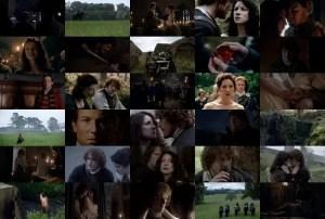 """25 najlepszych scen z I sezonu """"Outlandera"""""""
