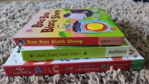 Przepiękne książeczki po angielsku