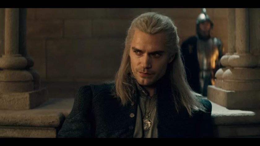 Wiedźmin Geralt Henry Cavill