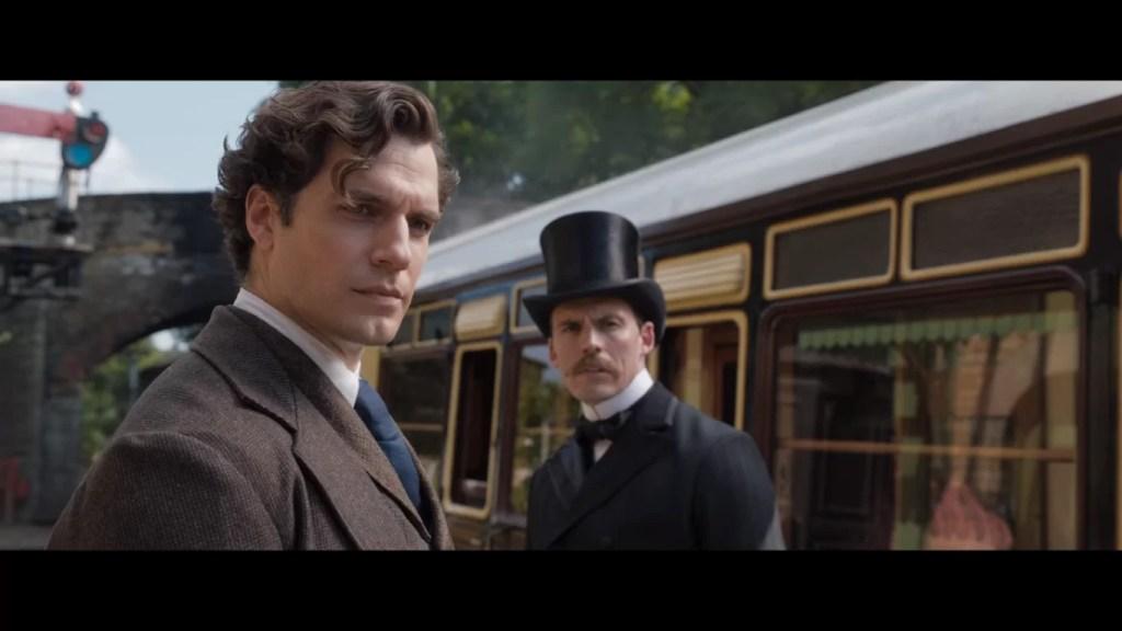 Mycroft i Sherlock Holmes