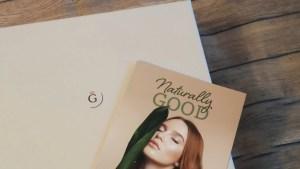 BeGlossy Naturally Good – zawartość pudełka styczeń 2021