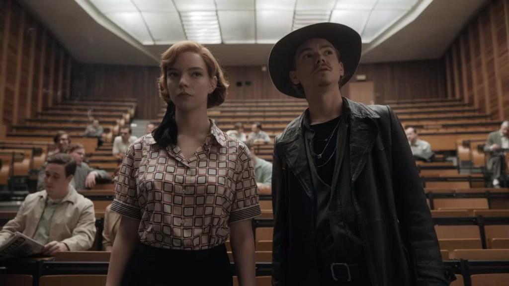 Beth i Benny Gambit Królowej