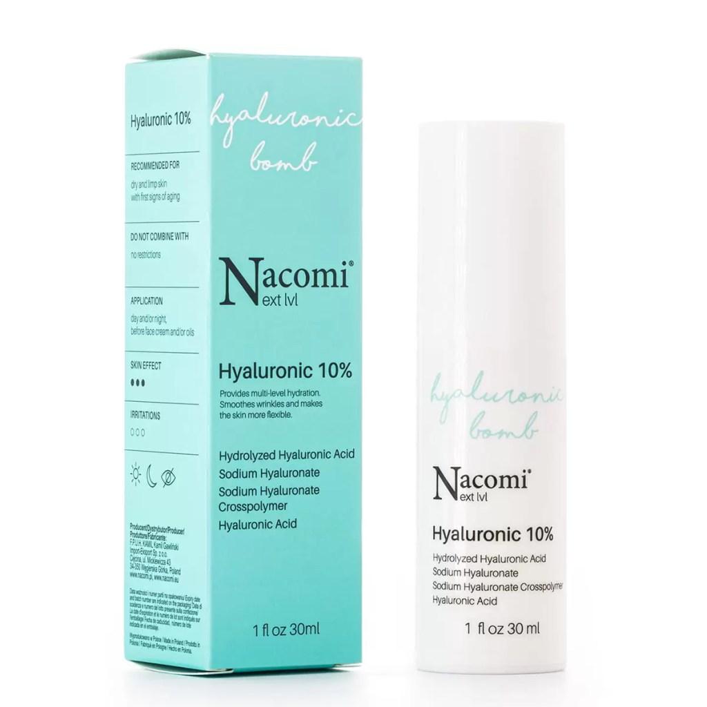 Nacomi Next Level Serum Kwas hialuronowy