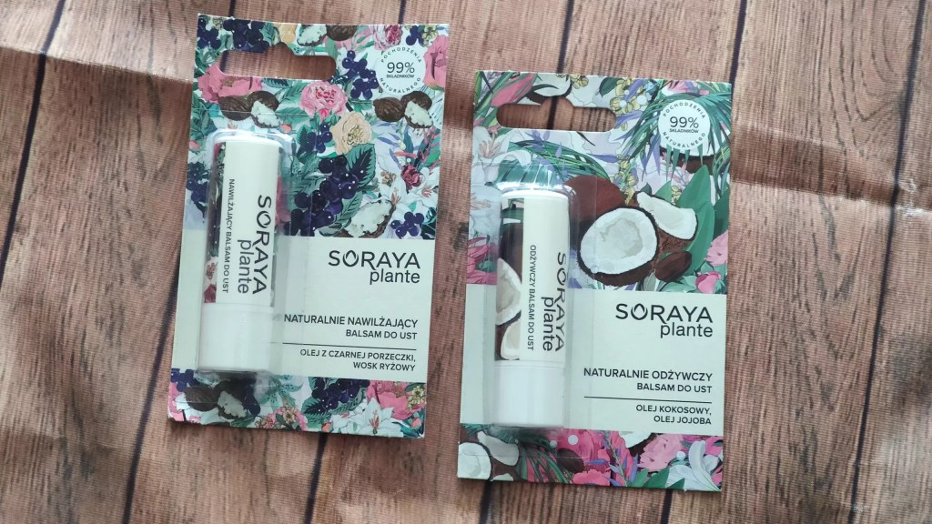 Soraya Plante Naturalny Balsam do ust