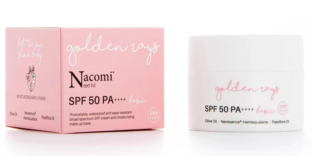 Nacomi Next Level SPF50 Basic