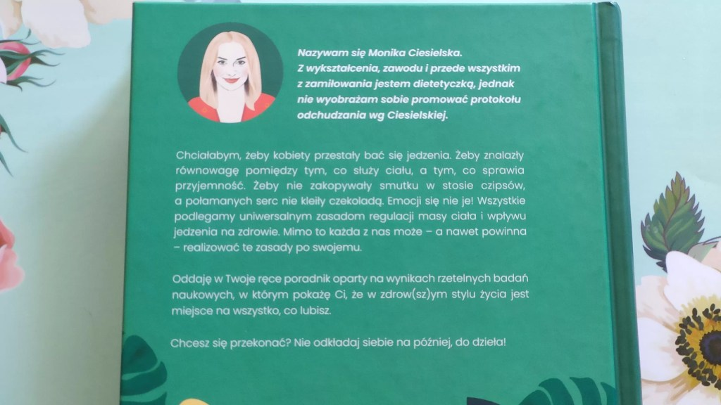 Monika Ciesielska psychodietetyk