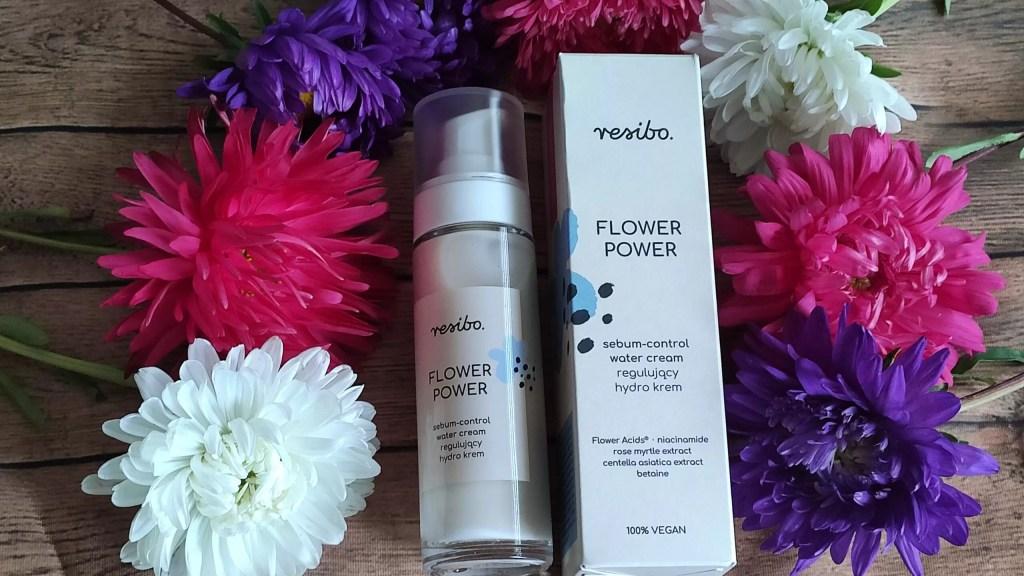 Resibo Flower Power Krem