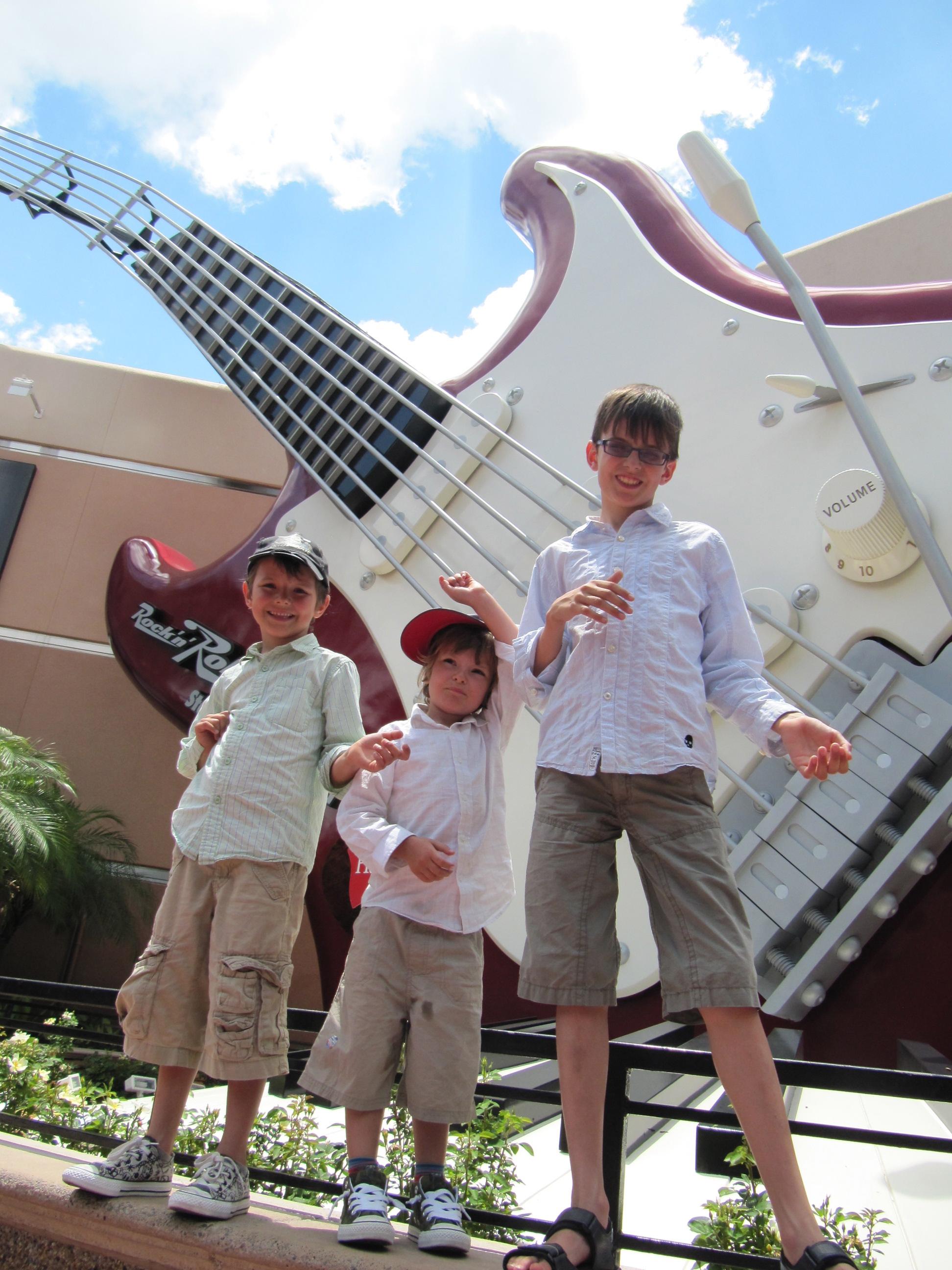 Rock 'n' Roller Coaster - Orlando, Florida