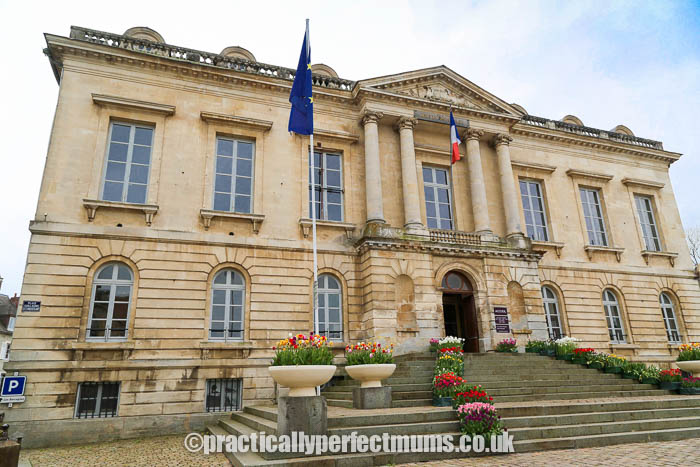 Normandy family attractions - William the Conqueror Castle in Falaise