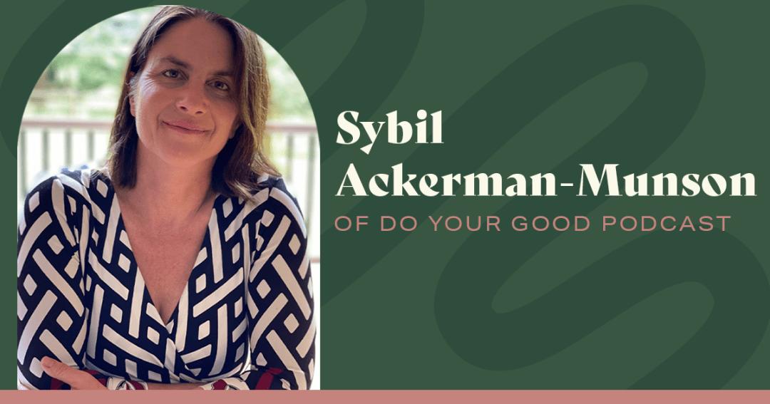 Sybil Ackerman-Munson