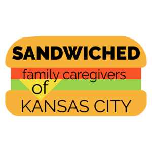 Graphic: Sandwiched Family Caregivers of Kansas Coty