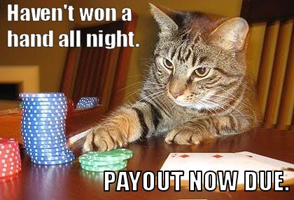 Gamblers Fallacy Bias