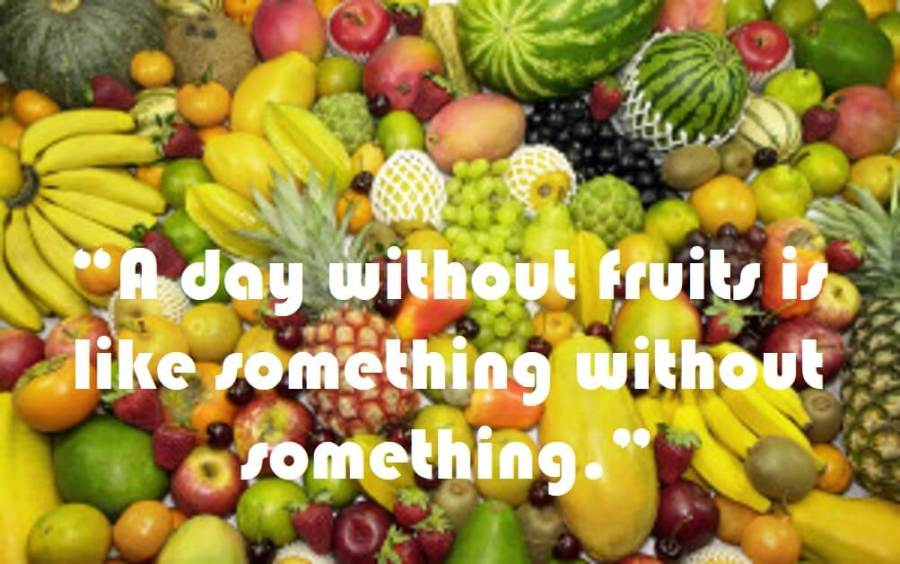 8 servings of fruit a day boosts happiness.