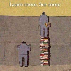 books are the right resources to see more