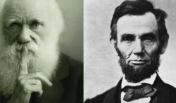 Charles Darwin vs. Abraham Lincoln