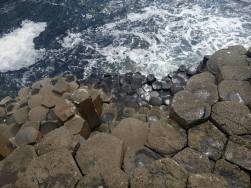 rocks at giants causeway