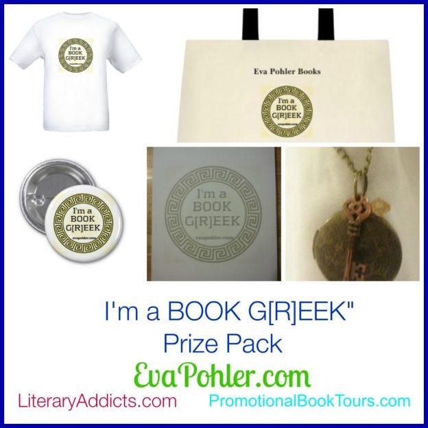 I'm a BOOK G[R]EEKprizepack