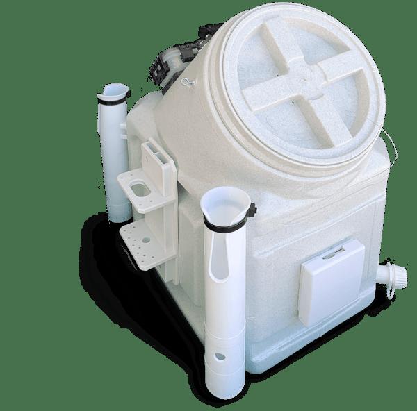 Takin Line H2O+ custom portable livewell