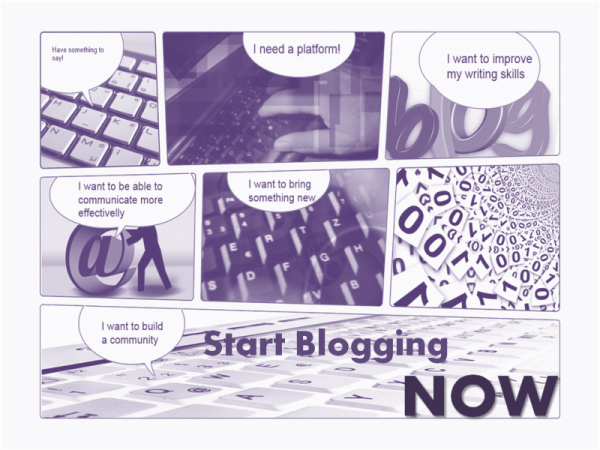 Reasons for Blogging