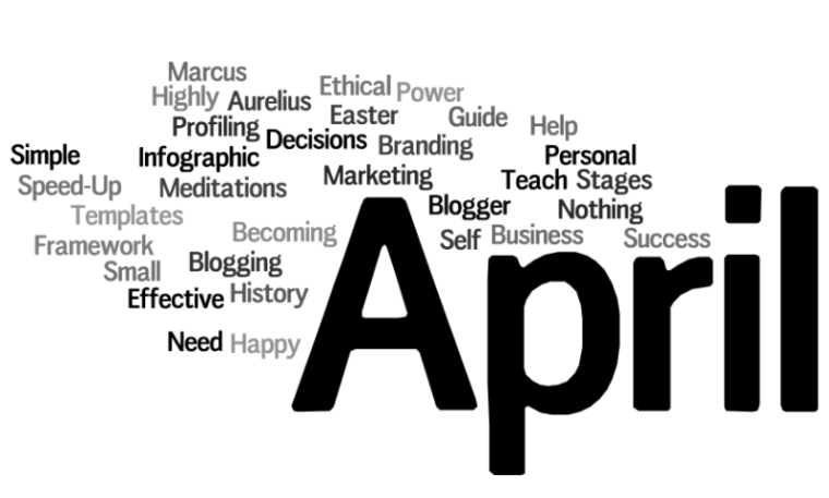 Monthly Review – April 2014