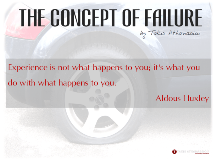 The Concept of Failure