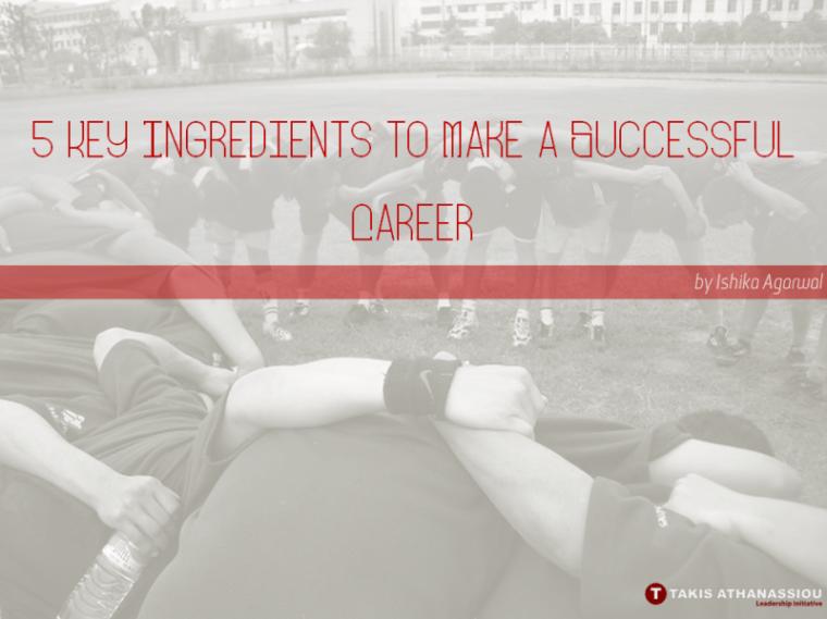 Make a Successful Career