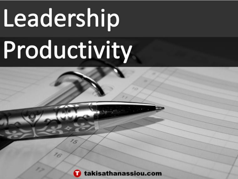 Leadership Productivity