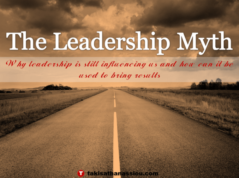 The Leadership Myth Image