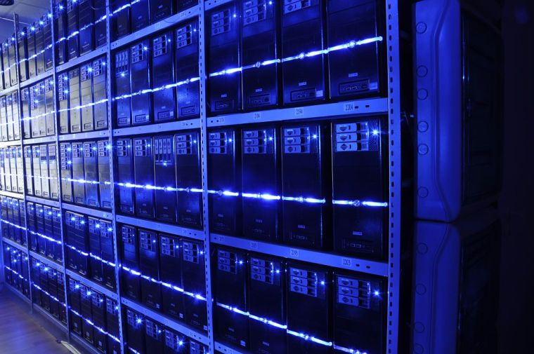 Cloud vs Data Centres - Infrastructure
