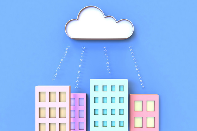Cloud vs Data Centres - Differences