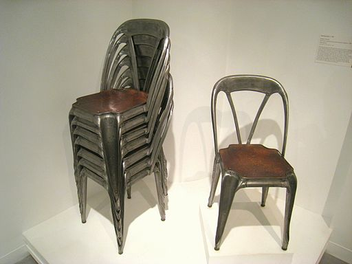 Use Stacking Chairs