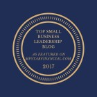 Top 25 Leadership Blogs for Small Businesses