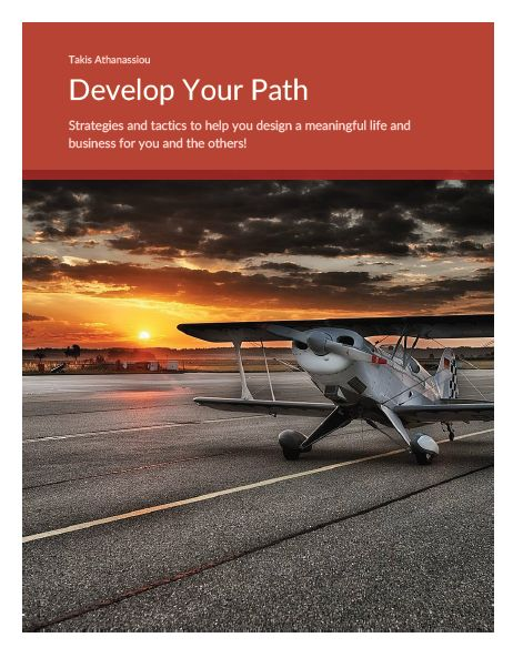 Develop Your Path Cover