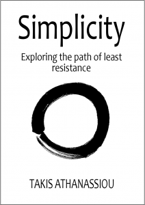 Simplicity Cover Box Book
