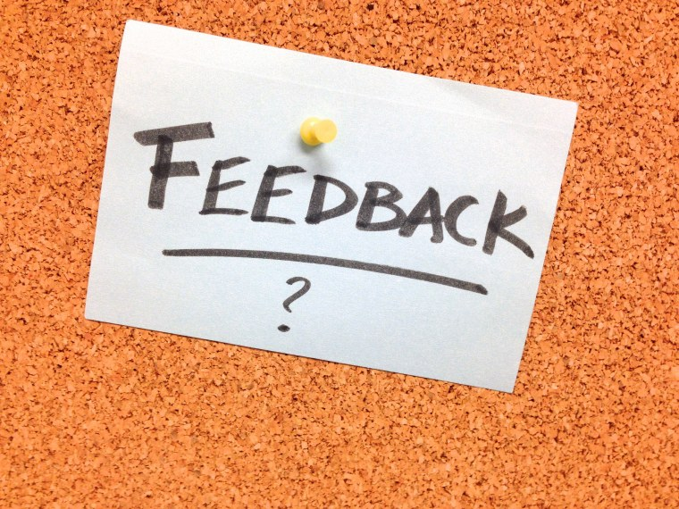 Improve Your Online Business Today - Feedback