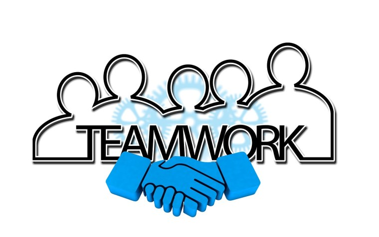 Starting A Modern Business - Teamwork