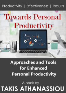 Towards Personal Productivity Cover